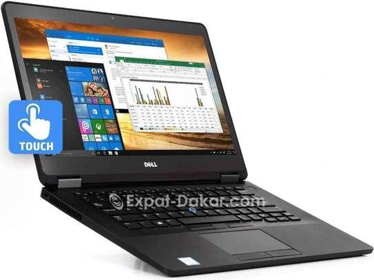 Dell lattitude E7470 i5 Tactile 512ssd image 1