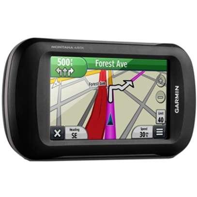 GPS MONTANA 680 T image 1