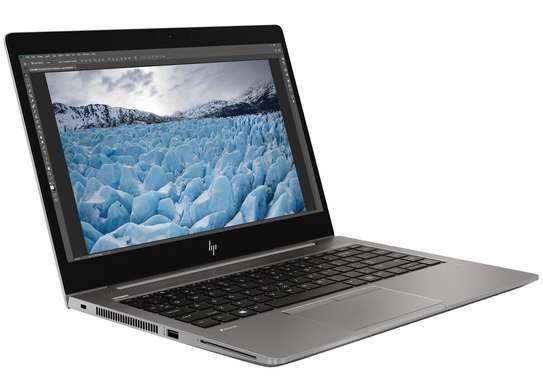 HP ZBook 14u G6 image 2
