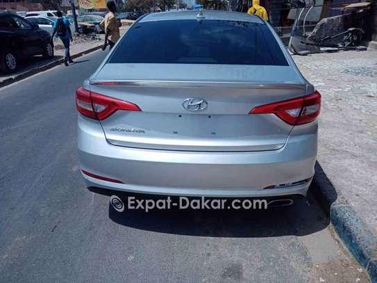 Hyundai Sonata 2015 image 3