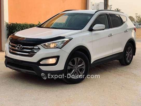 Hyundai Santa Fe 2013 image 2