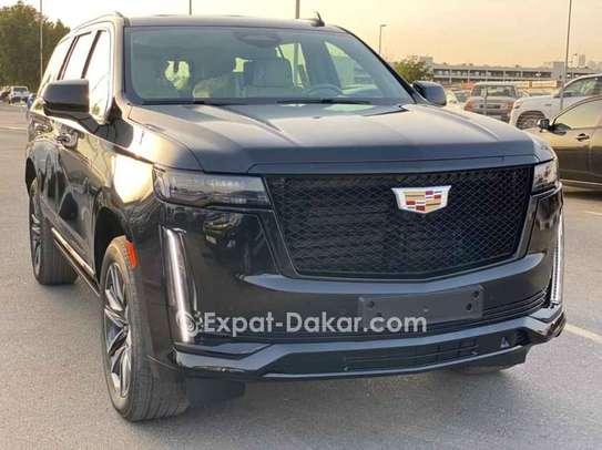 Cadillac  2021 image 4