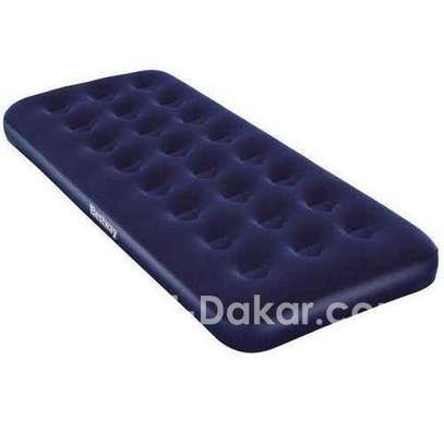 Matelas gonflable 1 place image 1