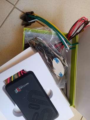 GPS de voiture de traqueur de véhicule gps trackers GPS/GSM/GPRS Véhicule GPS tracker de Voiture TK100/GT06 image 4