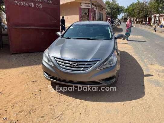 Hyundai Sonata 2012 image 4