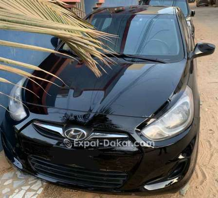 Hyundai Accent 2012 image 5