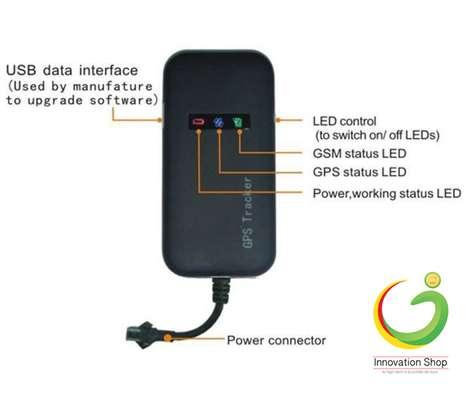 Gps de surveillance de voiture/moto avec support puce téléphonique image 4