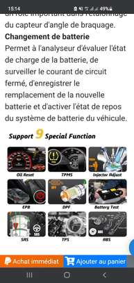 machine professionnelle humzor 70 marque de voiture et programmateur de cles image 6
