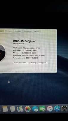 Macbook Air Core i5 2014 image 5