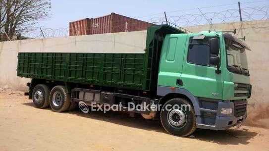 Camion double caisson image 3