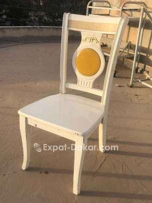 Table à manger + chaises image 2