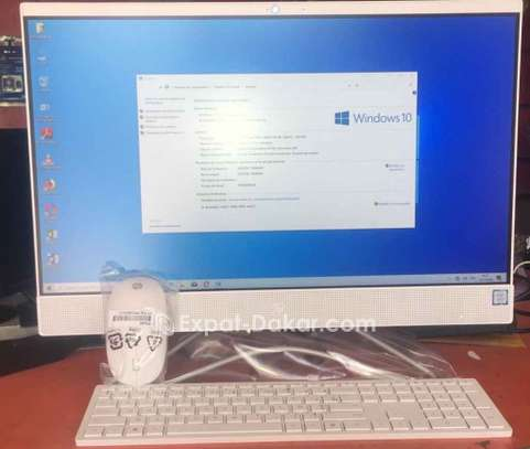 HP - Hewlett Packard ALL-IN-ONE  core i5 image 1