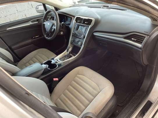 Ford fusion 2014 image 8