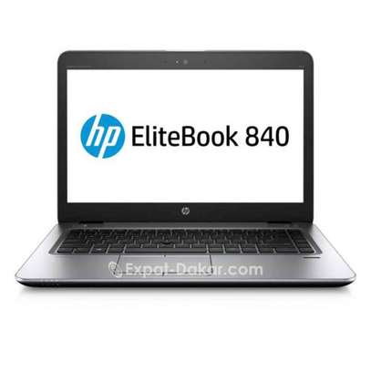 HP elitebook 840 g3  core i5 / 6eme génération image 2