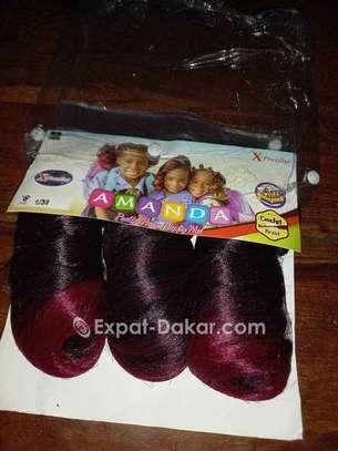Mèche Curly / bouclées pour vos filles image 1