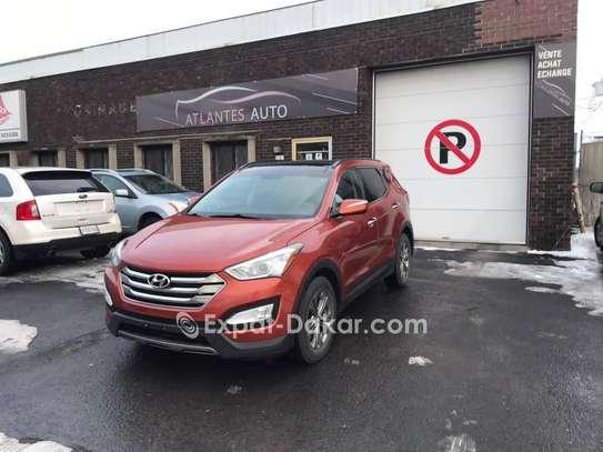 Hyundai Santafe 2014 image 1