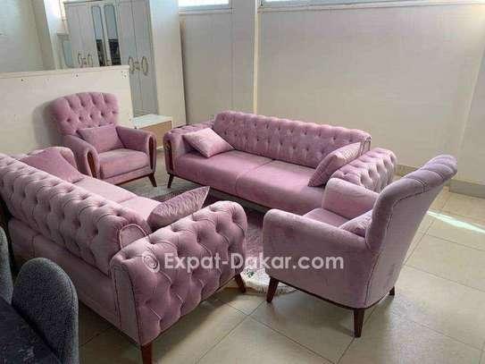 Salon de luxe image 1