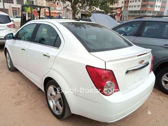 Chevrolet Sonic 2013 image 5