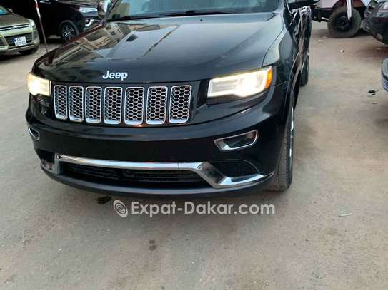 Jeep Grand Cherokee 2014 image 5