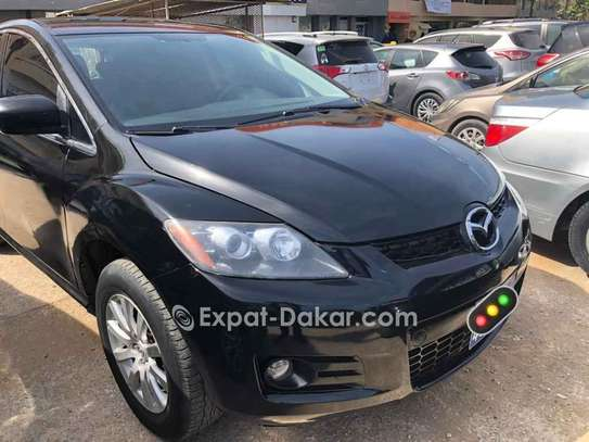 Mazda Cx-7 2010 image 2