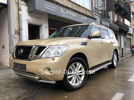 Nissan Patrol 2012 image 5