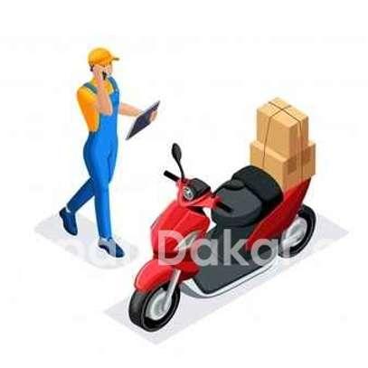 Magasinier ou chauffeur coursier image 2