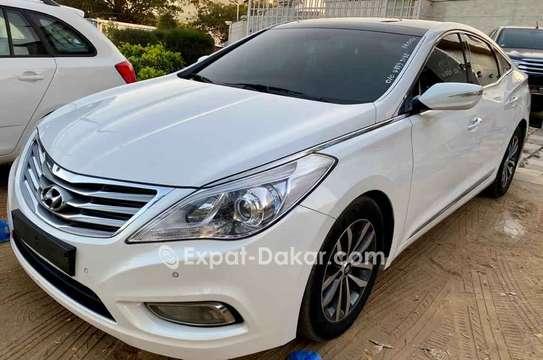 Hyundai Grandeur 2012 image 5