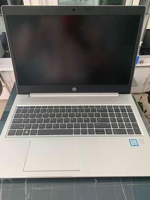 Hp Probook 450 g6 core i5-8 génération ram 8 go disc 256 ssd ecran 15 pouce window 10 pro clavier rétro empreinte digital image 3