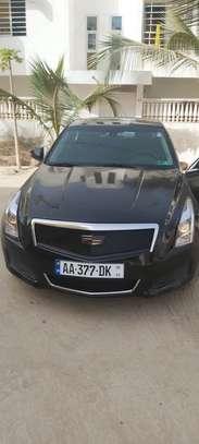 Wanter korité Cadillac 2014 image 2