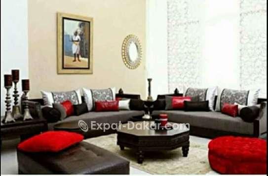 Salon marocain de 6 places image 1