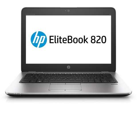Hp elitebook 820 g3 i5/8/256 image 1