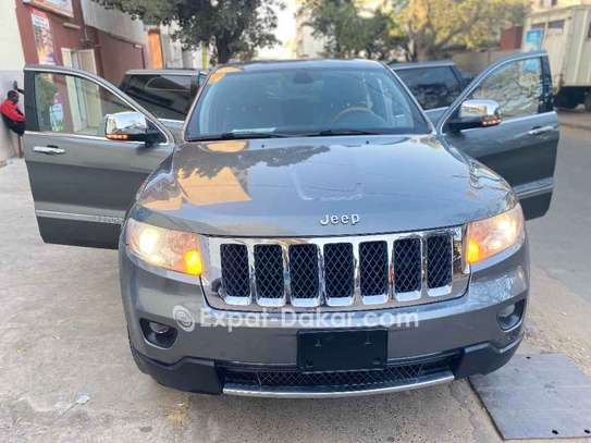 Jeep Grand Cherokee 2012 image 6