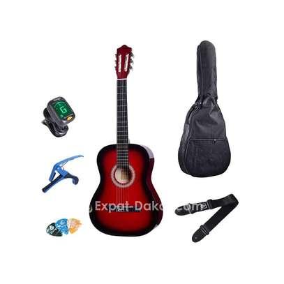 Kit guitare classique nylon image 2