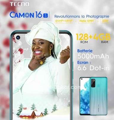 Tecno Camon 16s image 1