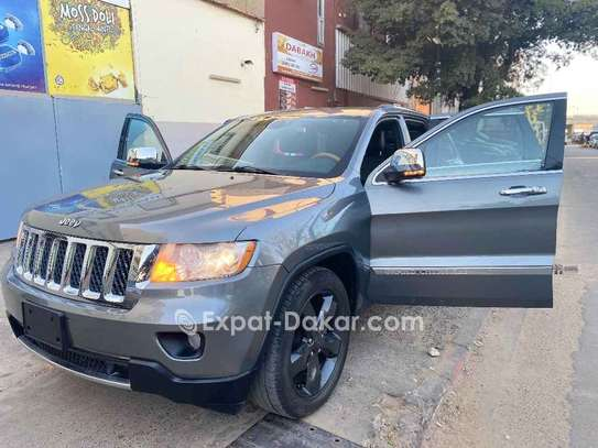 Jeep Grand Cherokee 2012 image 1