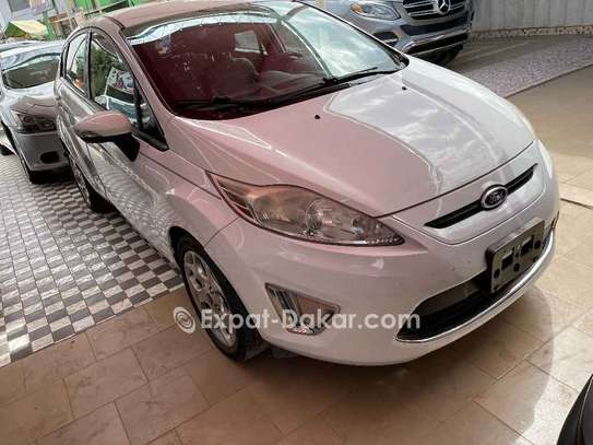 Ford Fiesta 2012 image 3