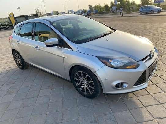 Ford Focus Titanium 2013 - Gris metallique image 3