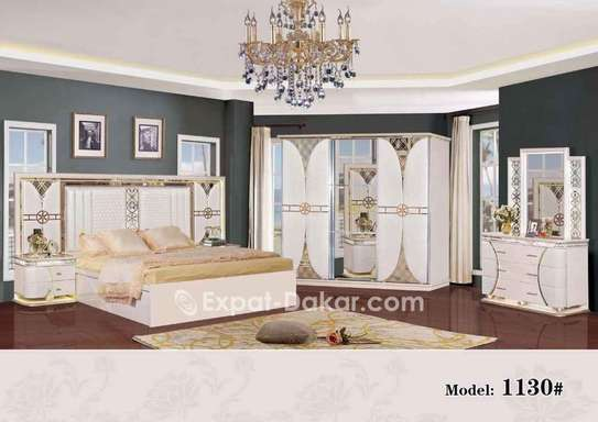 Chambre a coucher de luxe image 1