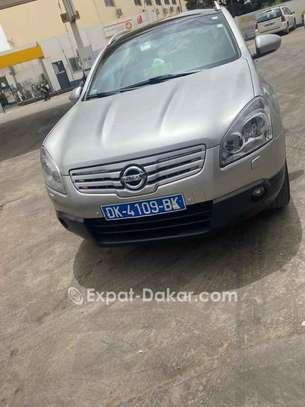 Nissan Qashqai 2012 image 3