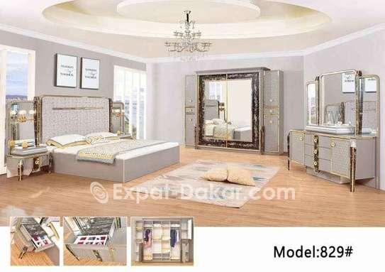 Chambre a coucher de luxe image 2