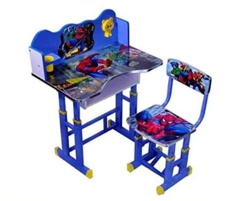 Table et chaise éducative enfants image 3