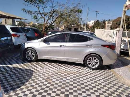 Hyundai Avante 2014 image 6