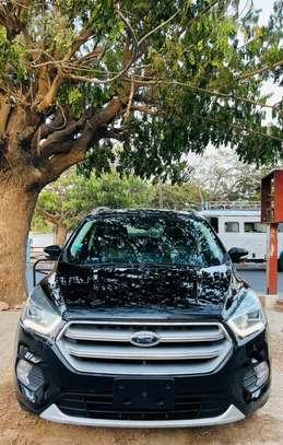 Ford Escape titanium 2017 venant à vendre by king cars image 1