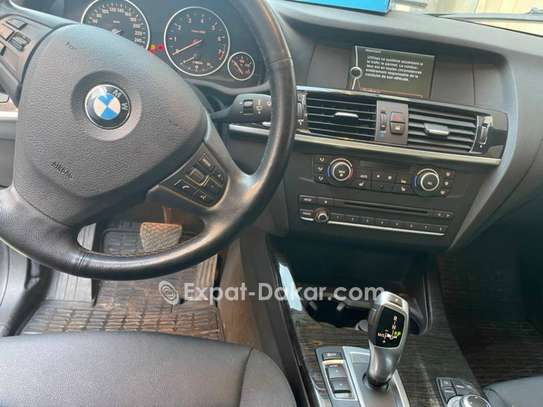 BMW X3 2013 image 6