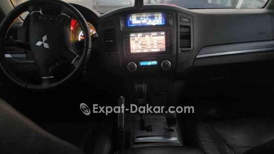 Mitsubishi Pajero 2007 image 2