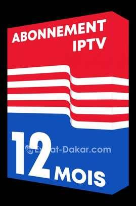 Abonnement iptv image 1