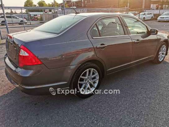 Ford Fusion 2012 image 3