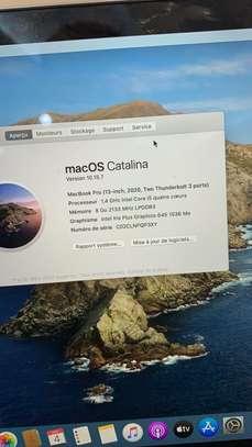 MacBook Pro Tachibar core i5 /2020 image 4