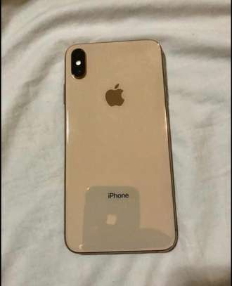 iphone xs 256go gold face id off image 1