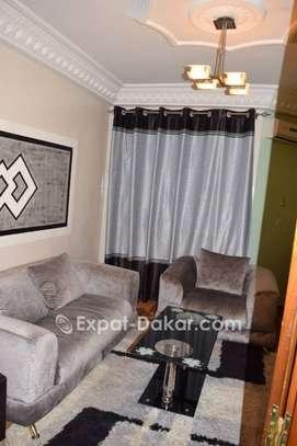 Appartement meublé à hann mariste image 1